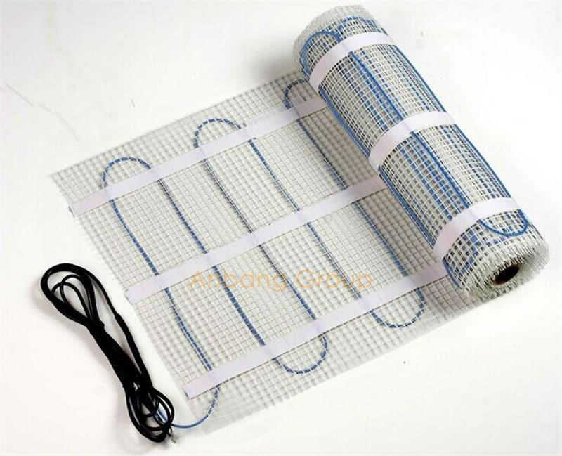High output 200w/㎡ electric underfloor heating mats